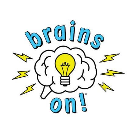 podcasts for kids - brains on