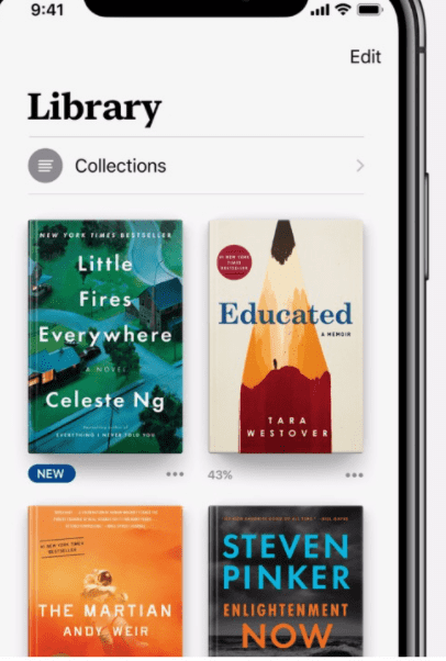 how to upload a file to apple books