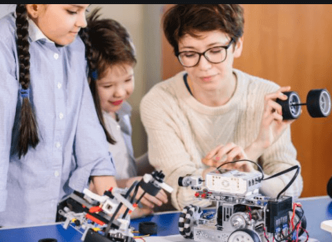 educational robots for kids