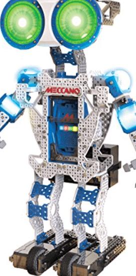 educational robot for kids - Meccano-Erector Robot