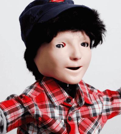 educational robot for kids - Kaspar