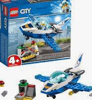 lego for kids - LEGO City Sky Police Jet Patrol