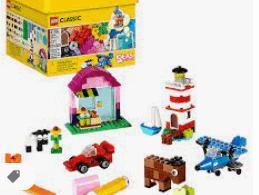 lego for kids - Lego Classic Creative Building Set