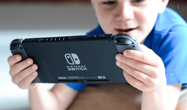nintendo switch vs switch lite - how much game time should kid have
