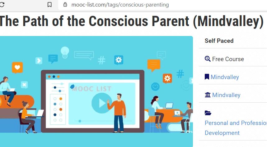parenting classes - The Path of Conscious Parenting