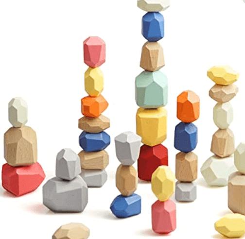 stem toys for kids - Gupgi Wooden Balancing Blocks