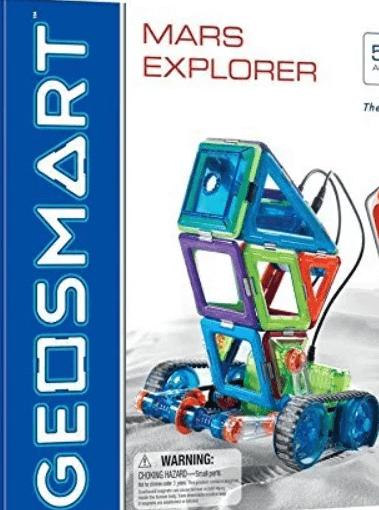 stem toys for kids - GeoSmart Mars Explorer