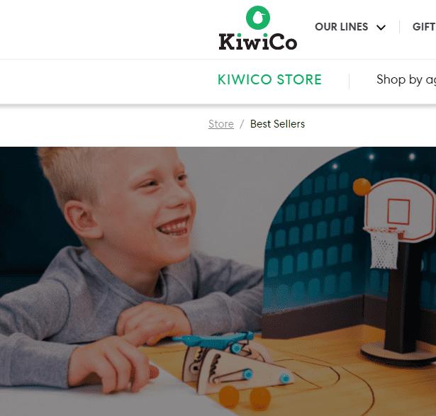 stem toys for kids - KiwiCo Chemistry Pack