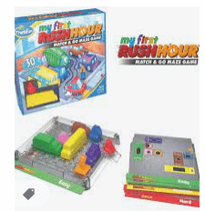 stem toys for kids - My First Rush Hour