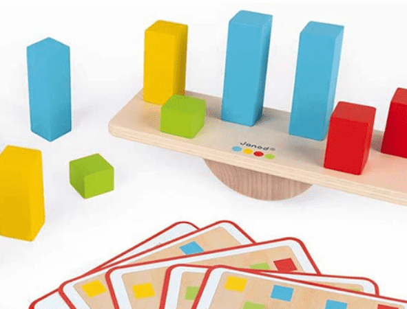 stem toys for kids - Weights Balance Game