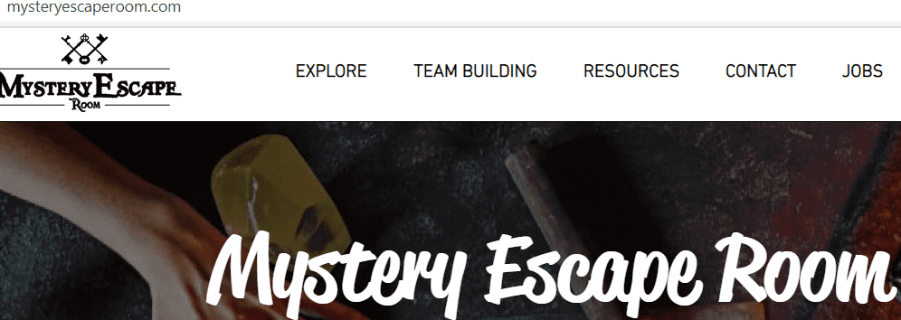 online virtual room - mystery Escape Room