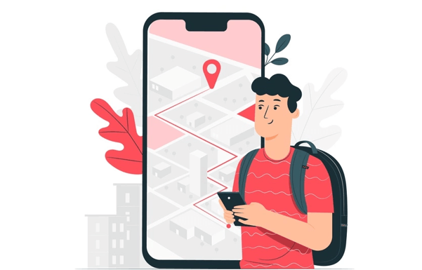 Share Location Across Devices