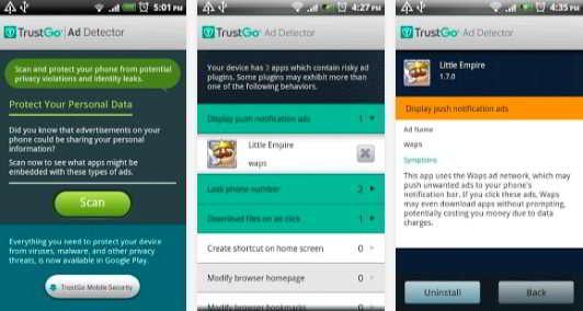 ad blocker - TrustGo Ad Detector