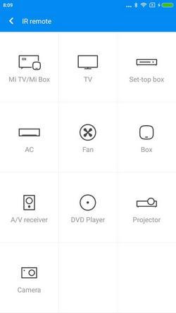 android remote control - Mi Remote Controller