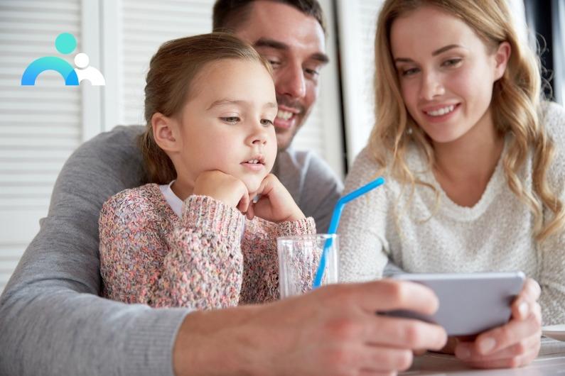 o controle dos pais no celular é uma necessidade