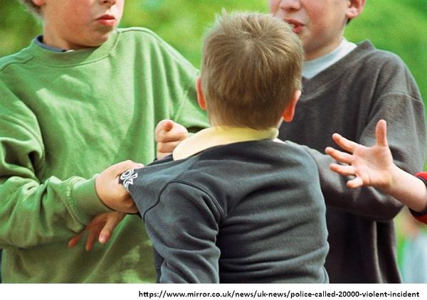 O que é a violência escolar: Cuidados que os pais devem tomar