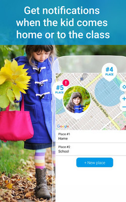 child tracker app - Find My Kids – Child Locator