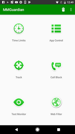 child tracker app - MMGuardian Parental Control