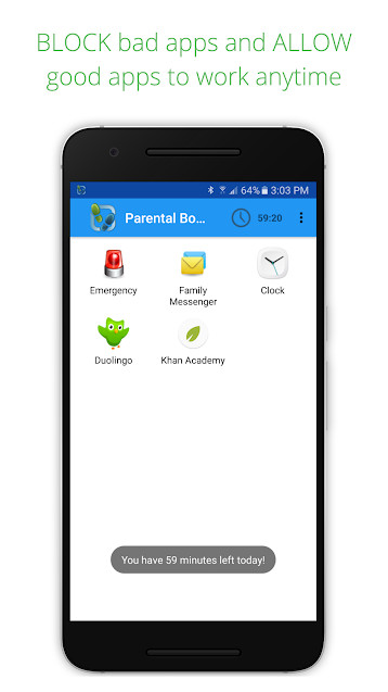 free parental control apps - Parental Control Board
