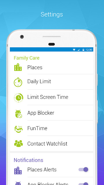 free parental control apps - FamilyTime