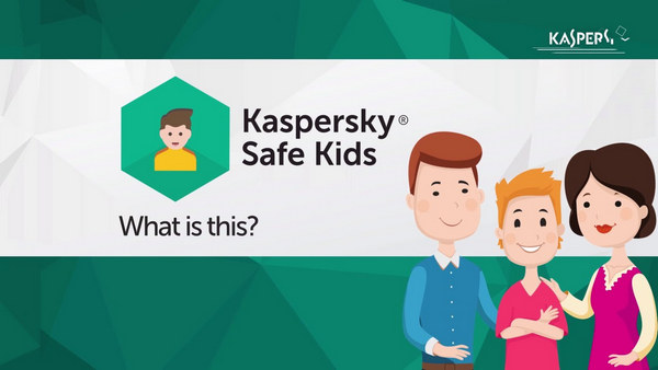 application bloqueur de site Web - Kaspersky SafeKids: Parental Control Family GPS