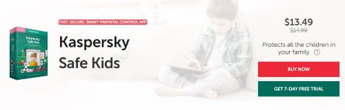 Control Parental iOS - Netsanity Parental Control