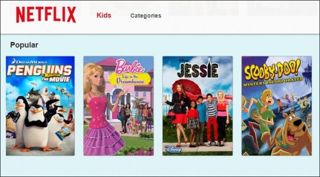 how to set up netflix parental controls