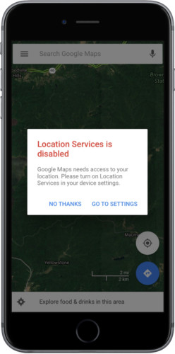 How to Share Location Between iPhone and Android