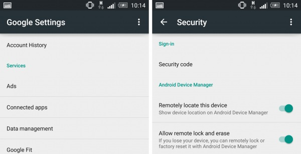 how to find lost android phone using Find my Device