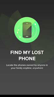 application de suivi de l'emplacement - Find My Phone