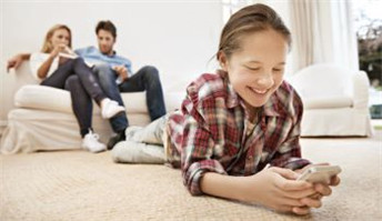 Track Internet History on Kid's Cell Phone