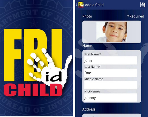 track my kids phone for free - FBI Child ID
