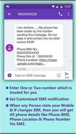 phone texts spy using imei number