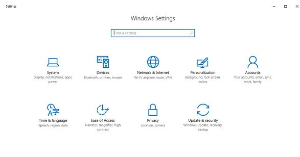 Windows 10 parental controls - Step up parental controls account