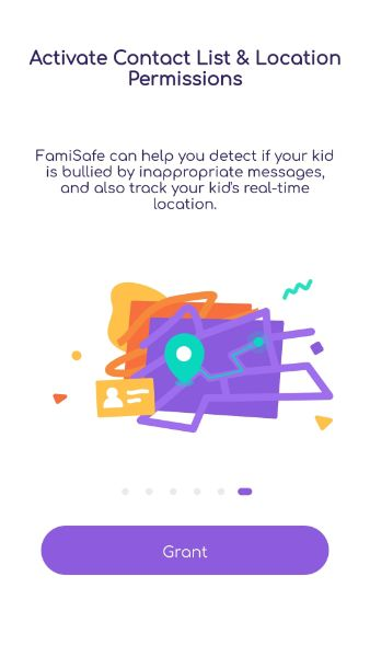 FamiSafe - Best iPhone Parental Monitoring App