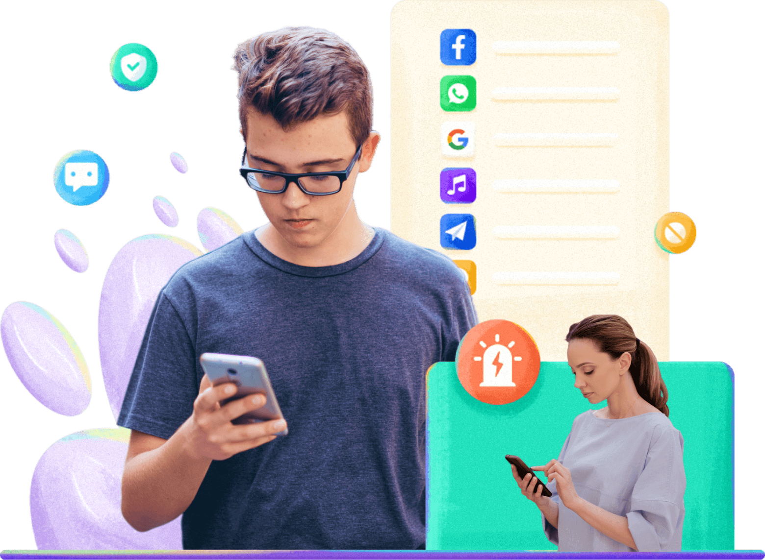 social media detect