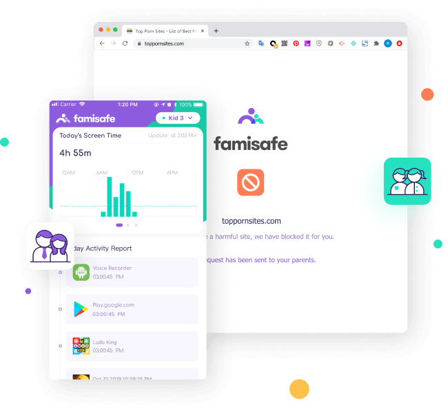 famisafe windows parental controls