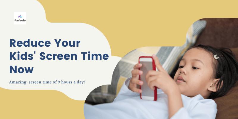 Reducing Kids' Screen Time