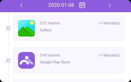monitor daily activity