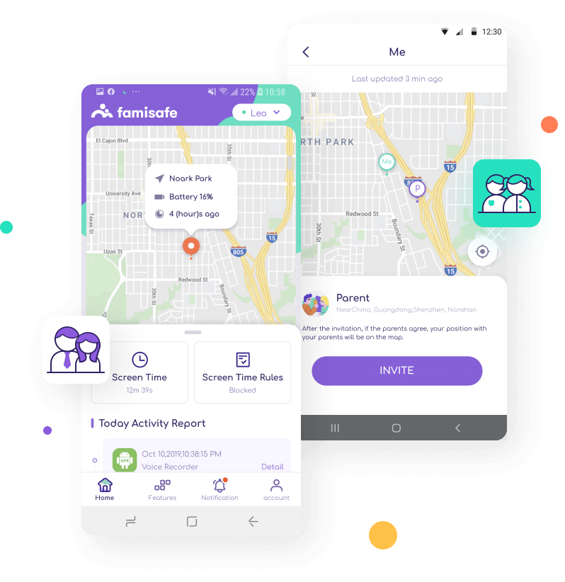 child tracker app - FamiSafe Child Tracker