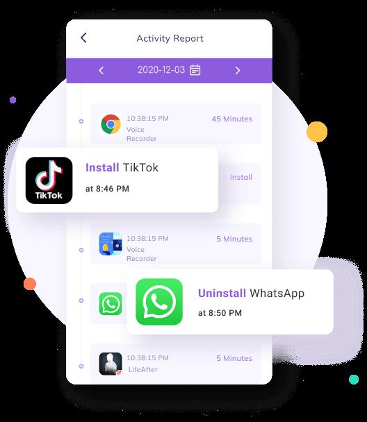 Get kids' devices app updates