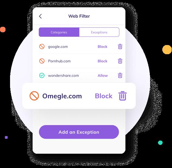filter website