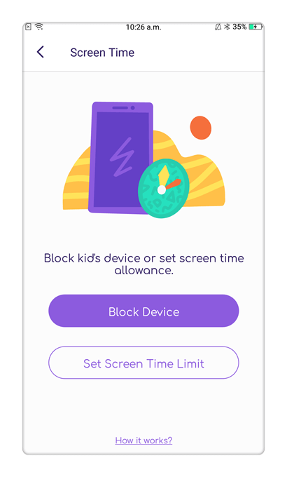 FamiSafe Screen Time