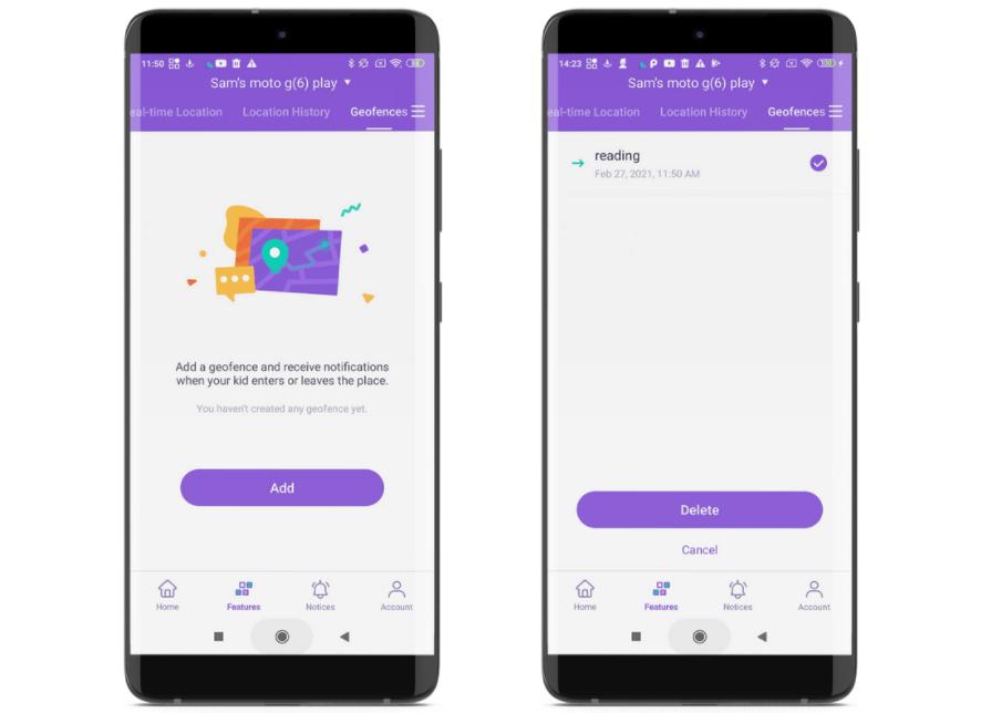 iphone tracking app - FamiSafe GPS Tracker App